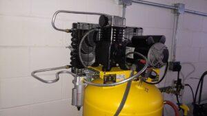 DIY – Homemade air compressor aftercooler for DRYER AIR